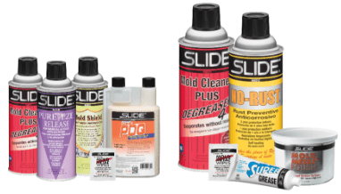 Slide Product Samples