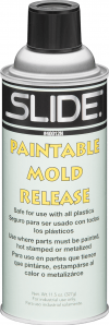 Paintable Mold Release