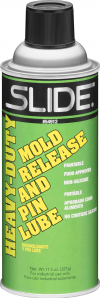 Heavy Duty Mold Release and Pin Lube Aerosol