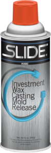 54882 - Investment Wax Casting Release Aerosol (16 ounce aerosol, 12 per cs)