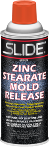 41012N - Zinc Stearate Release Aerosol (16 ounce aerosol, 12 per cs)