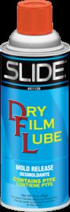 41112N - DFL Dry Film Lube Release Aerosol (16 ounce aerosol, 12 per cs)
